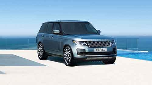 2018 Land Rover Range Rover LED Headlights