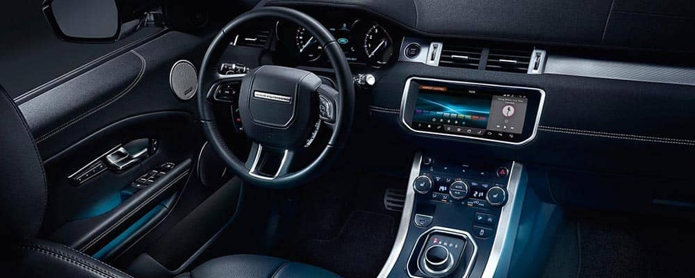 2018 Land Rover Range Rover Evoque Technology Features