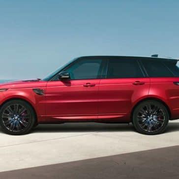 2019 Land Rover Range Rover Sport Side Profile