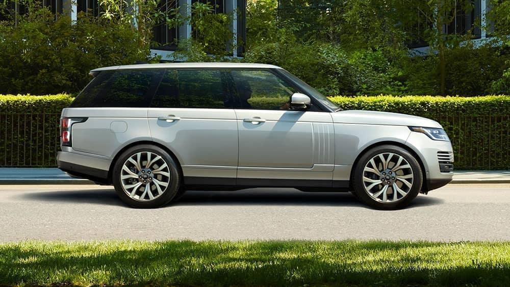 2019 Land Rover Range Rover Side Profile