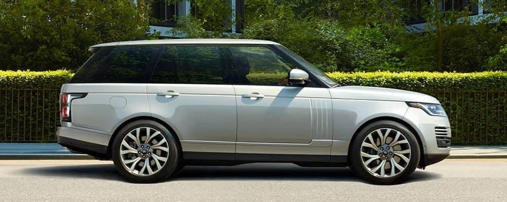 2019 Range Rover Exterior