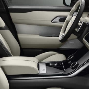 2019 Land Rover Range Rover Velar Interior Front Seating