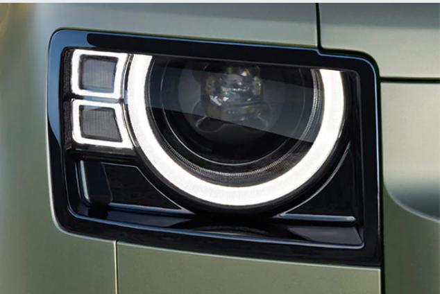 Land Rover Defender Design