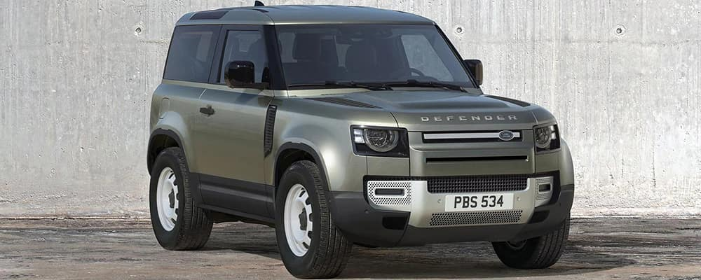 2021 Land Rover Defender Price & Configurations | Defender ...