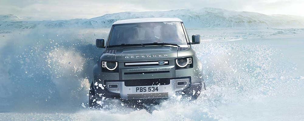 2020 Land Rover Defender copy
