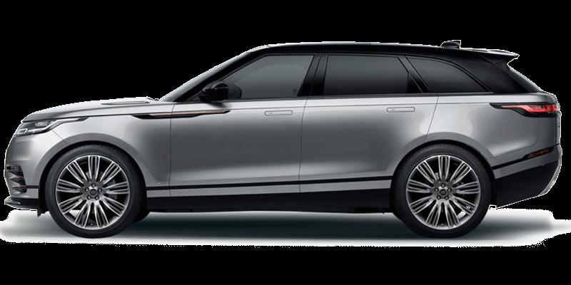 2017 Land Rover Range Rover Silver