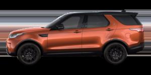 Land Rover Discovery Orange