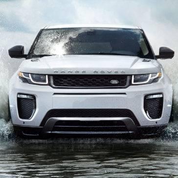 2017 Land Rover Range Rover Evoque front exterior