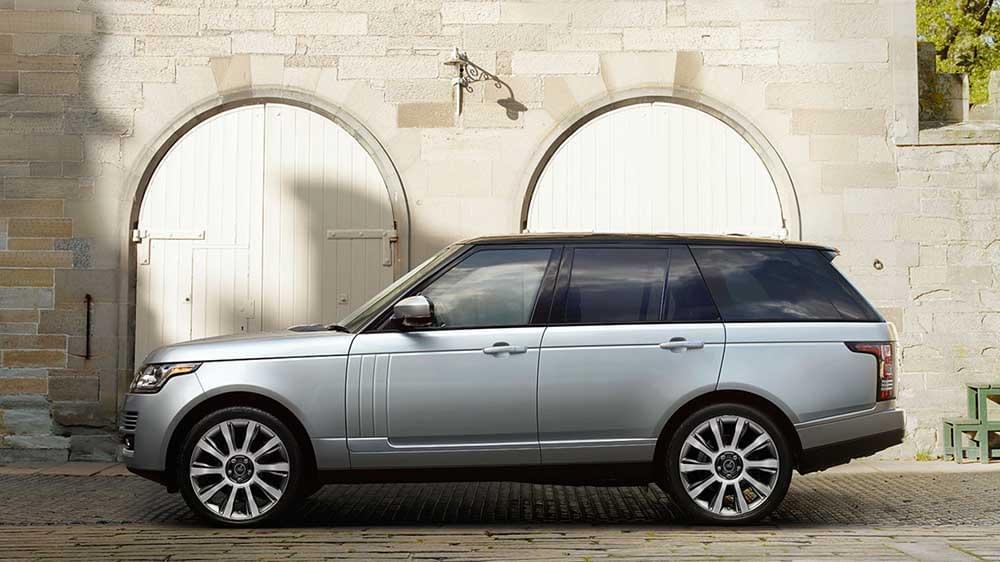 2017 Range Rover Side