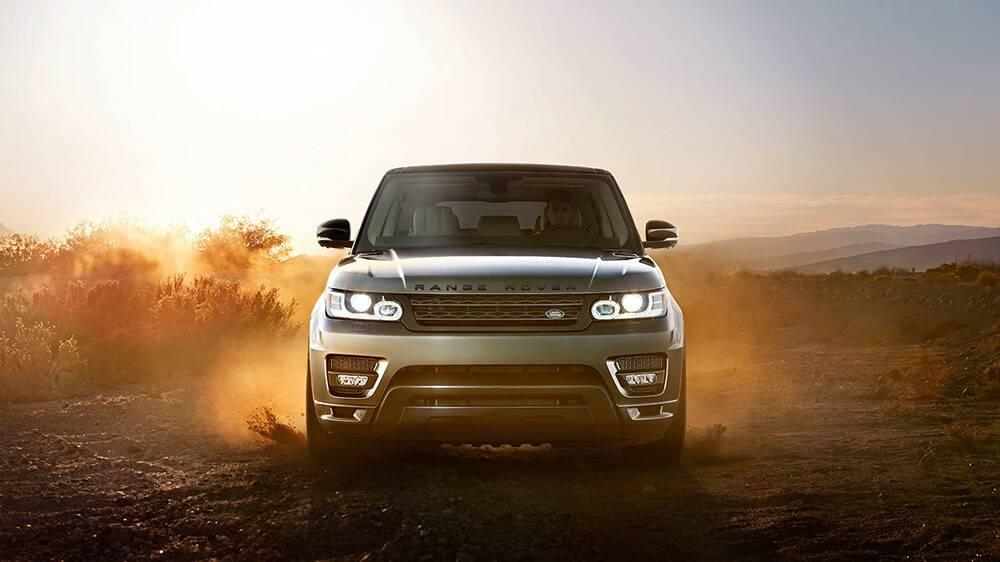 2017 Range Rover Sport Offroad