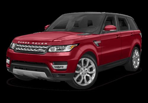 2017 Range Rover Sport white background