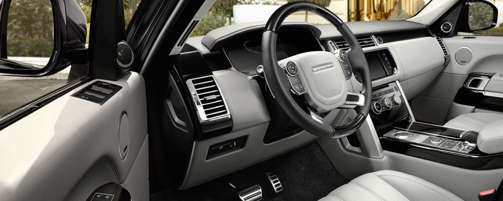 Land Rover Range Rover Interior | Land Rover North Scottsdale