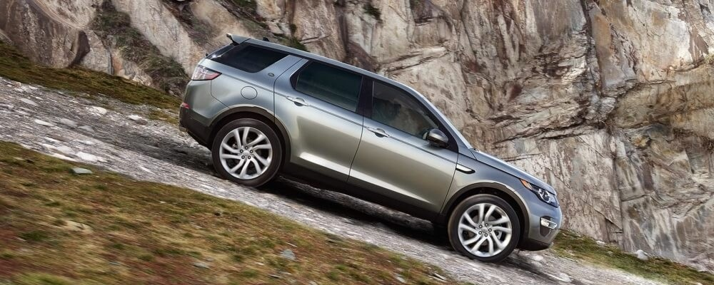 2017 Land Rover Discovery Sport Exterior Features