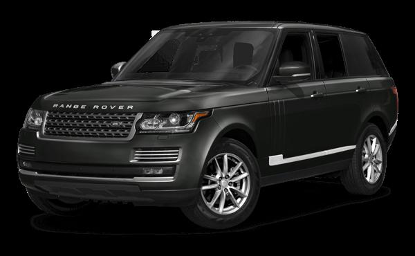 2017 Land Rover Range Rover white background