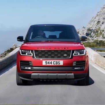 2018 Land Rover Range Rover Info Land Rover North Scottsdale