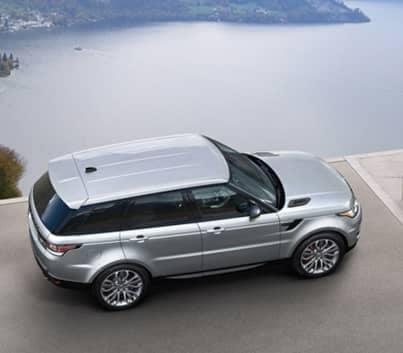 Land Rover Silver
