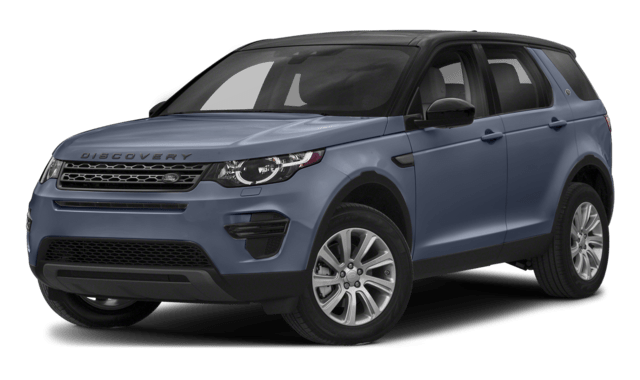 2018 Land Rover Discovery Sport