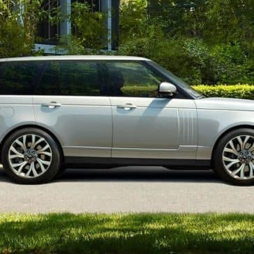 2019 Land Rover Range Rover Side Profile