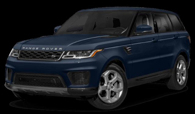 2019 range rover sport blue