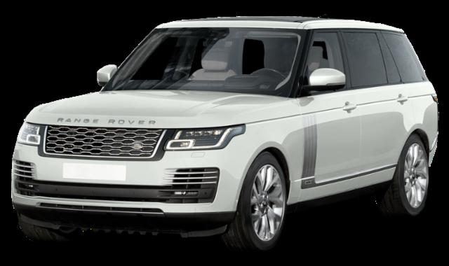 2019 land rover range rover silver