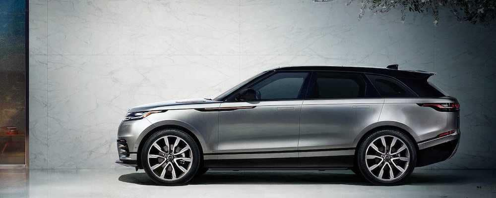 2019 land rover range rover velar silver with copper accents