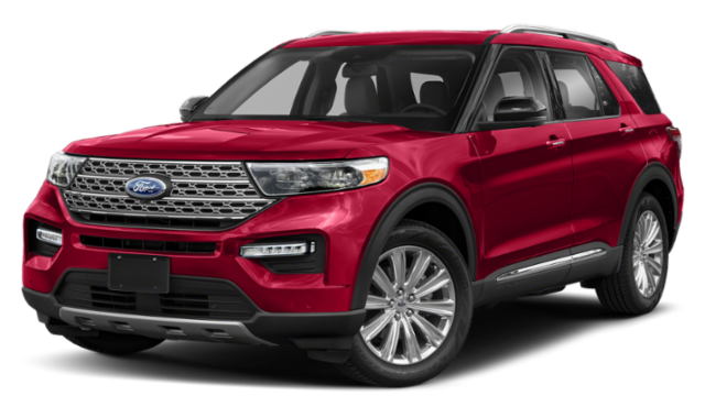 2020 Ford Explorer copy
