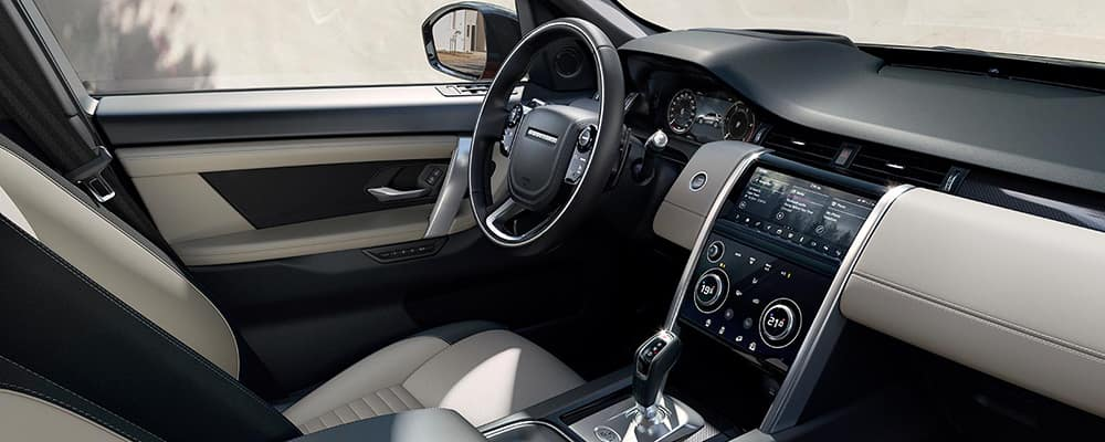 2020 Land Rover Discovery Sport Interior Land Rover North Scottsdale