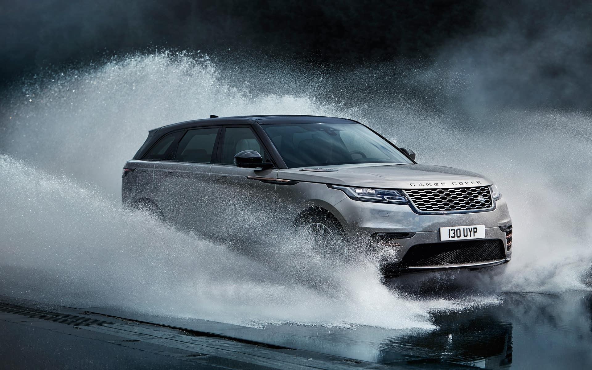 Range Rover, Land Rover, Velar, Conquest Cash