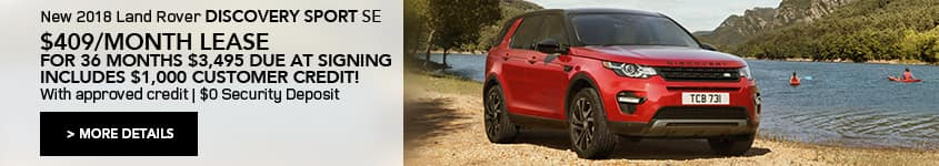 Discovery Sport, Land Rover, Shreveport