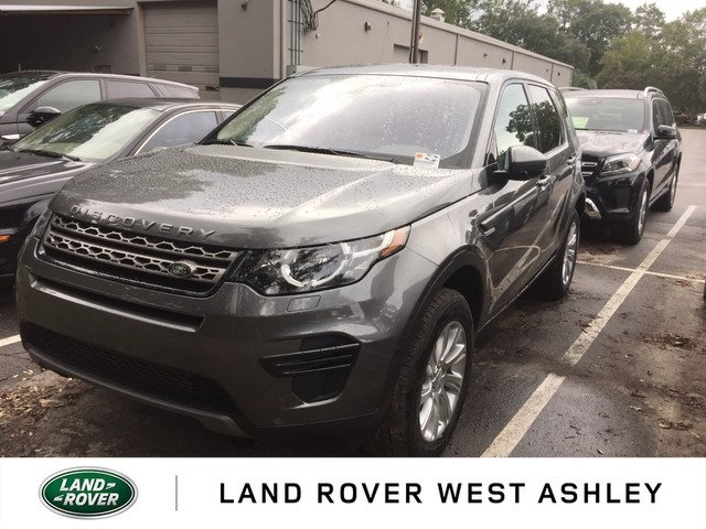 EX-LOANER 2017 DISCOVERY SPORT SE