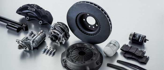 Genuine Land Rover Parts