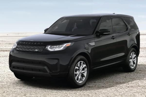 Certified Former Loaner 2019 Discovery SE