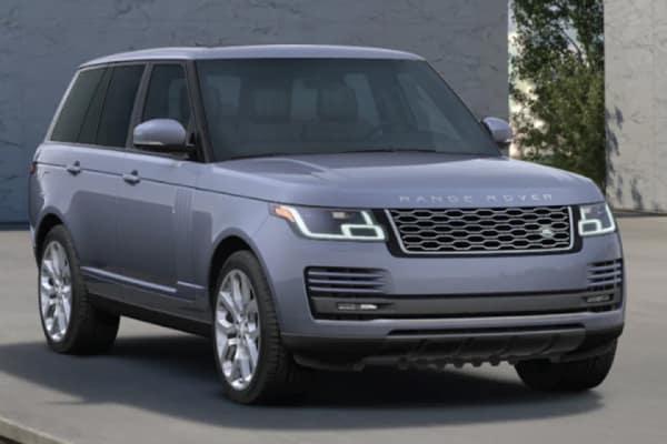 New 2020 Range Rover