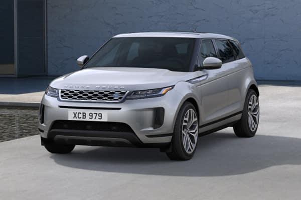New 2020 Range Rover Evoque S
