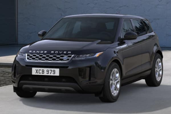 Certified Ex Loaner 2020 Range Rover Evoque P250 S