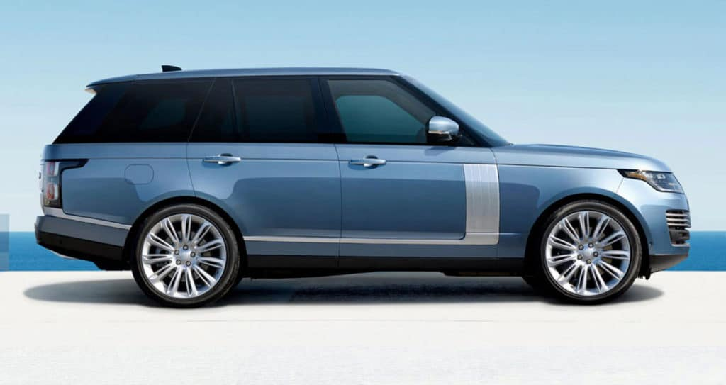 Certified Pre-Owned Range Rover