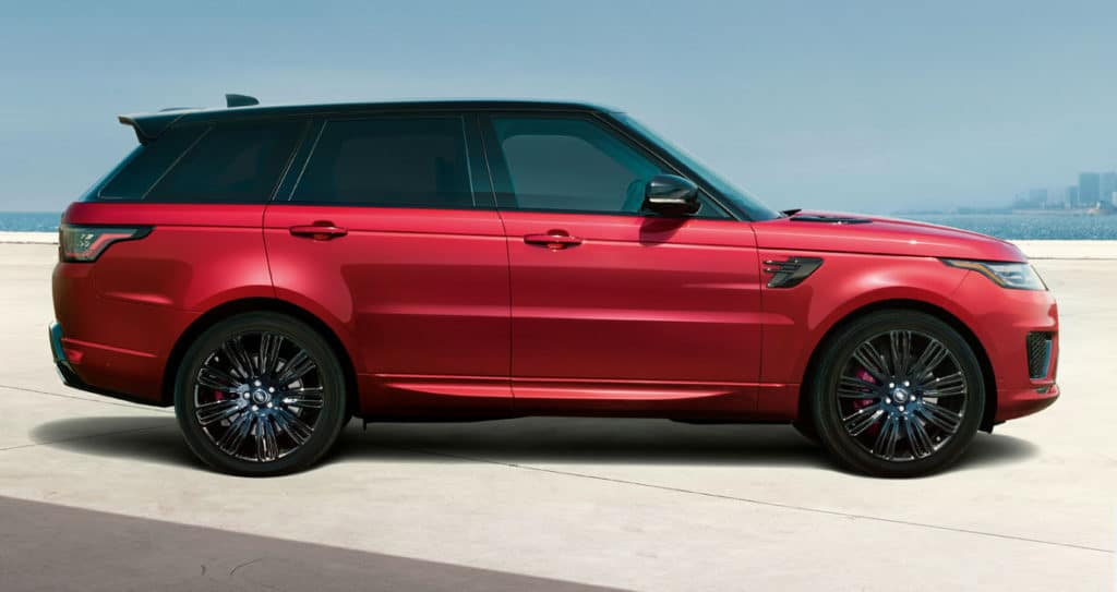 Certified Pre-Owned Range Rover Sport