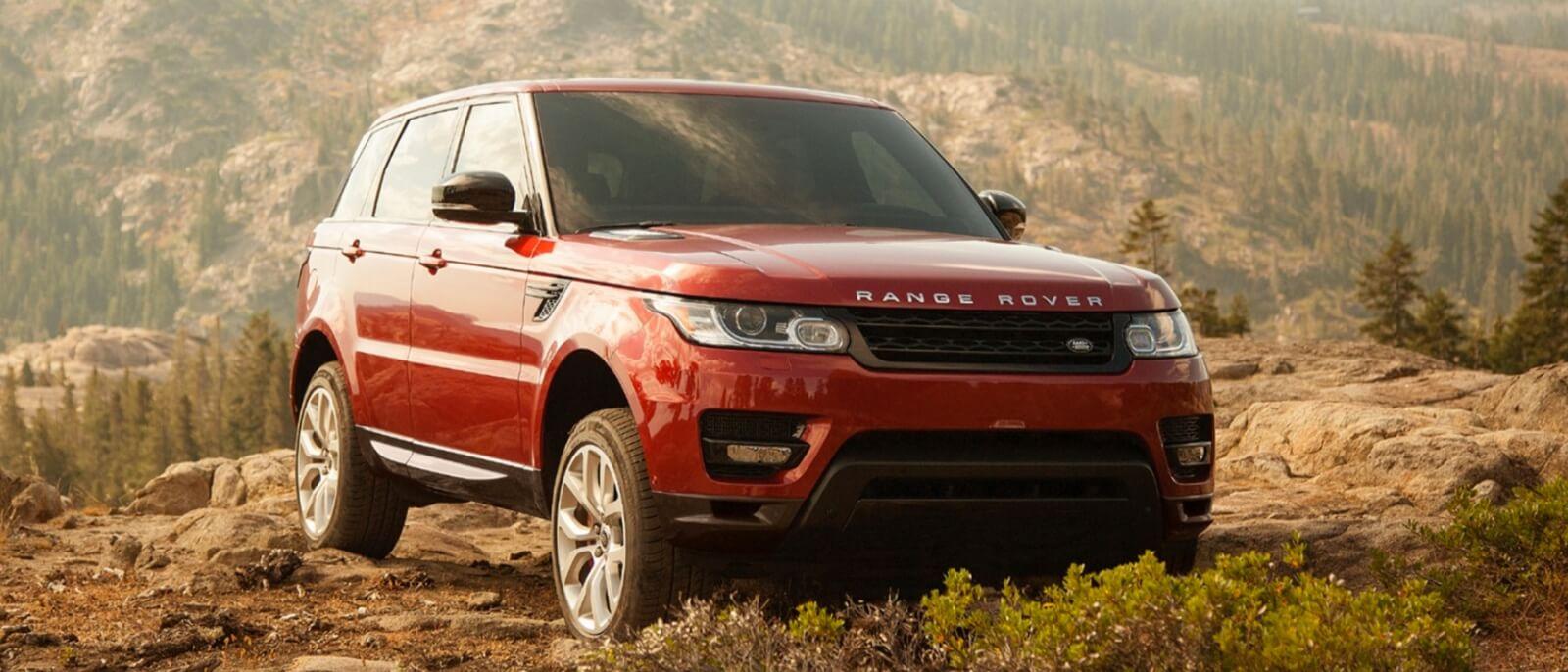 2016 Range Rover Sport main view