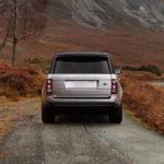 2017 Range Rover safety