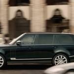 2016 Range Rover dark exterior