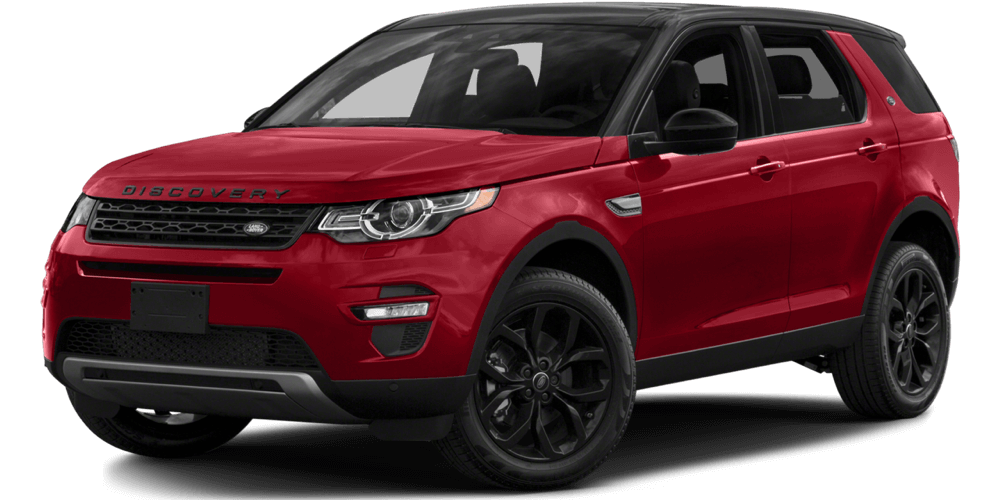 Discover The 2017 Land Rover Discovery Sport Trims