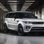 white 2017 Land Rover Range Rover Sport
