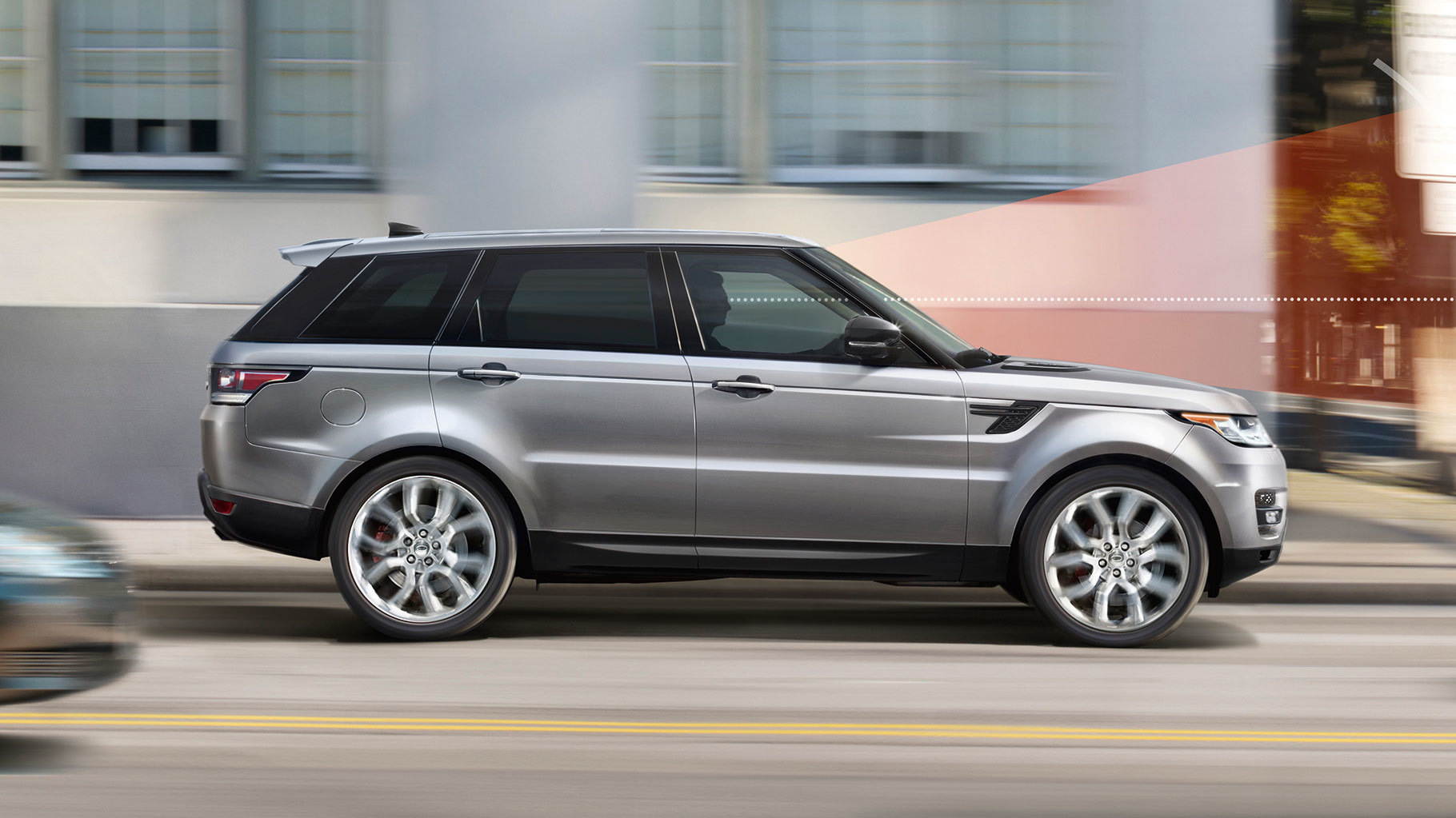 2017 Land Rover Range Rover Sport Specs And Features In