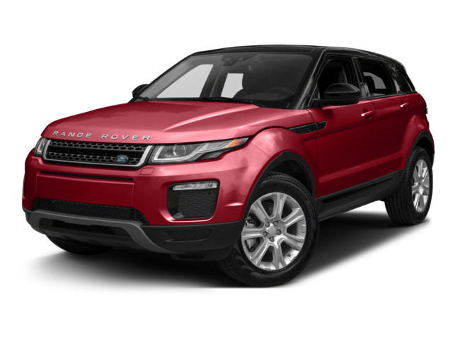 2017 land rover range rover evoque red