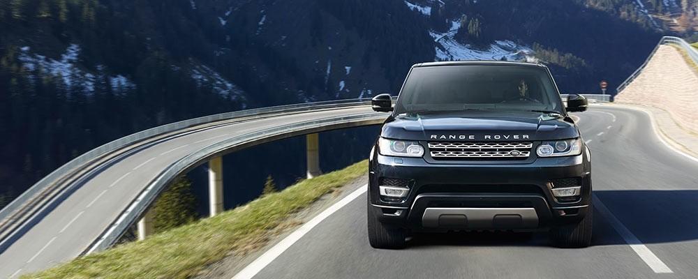 2017 Range Rover Sport Performance