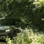 Land Rover Offroading
