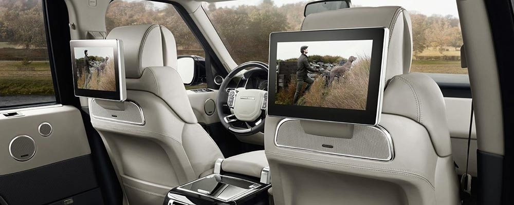 Range Rover Technology
