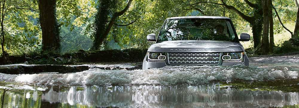 Land Rover Performance