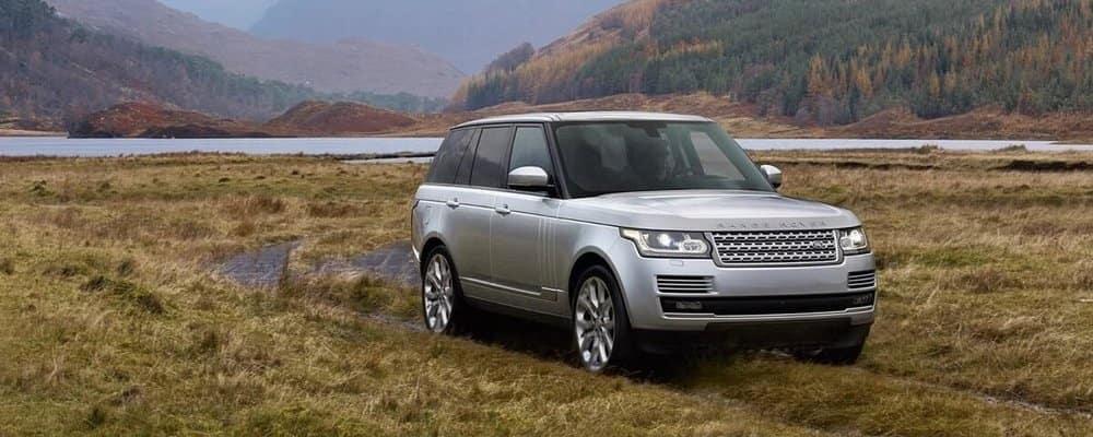 2017-Land Rover Range Rover Exterior