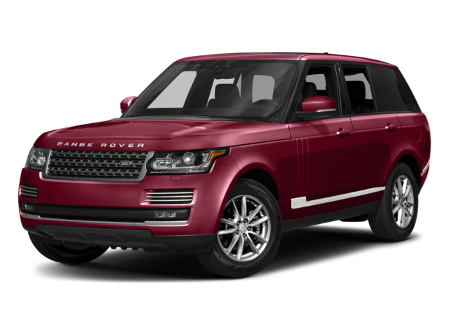 2018 Land Rover Range Rover Hero